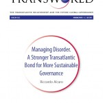 Managing Disorder. Transworld final policy paper